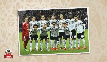 الطريق إلى روسيا > الطريق إلى روسيا : زووم على منتخب ألمانيا