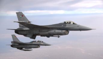 Un avion militaire s'écrase en Jordanie