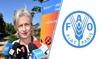 مسؤولة بمنظمة الأغذية والزراعة تنوه بجهود المغرب في مجال القضاء على سوء التغذية
