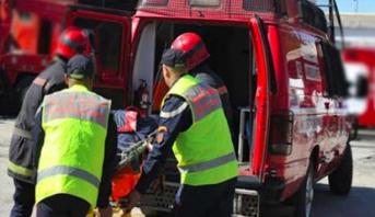 مصرع شخص إثر سقوطه من أعلى سيارة كانت تقل مشجعين لفريق الجيش الملكي