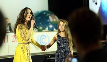Vidéo: Ferdaous chante l'hymne de la COP « Our Home » devant 1600 délégués