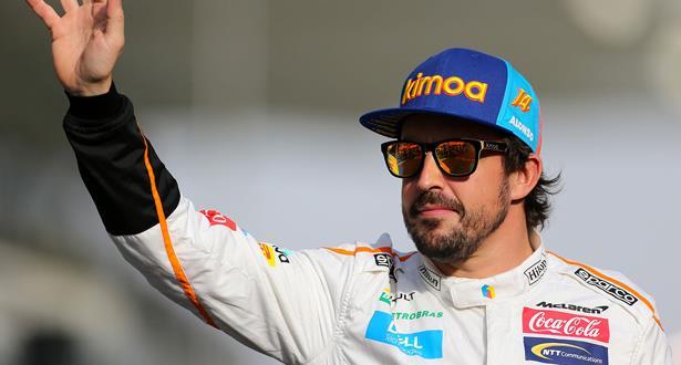 ألونسو بطل العالم مرتين في (الفورمولا 1) يشارك في رالي المغرب 2019