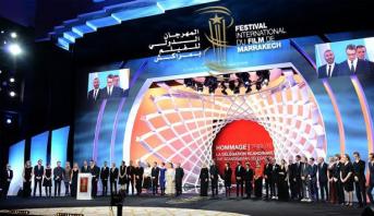 أفلام من 28 دولة في البرمجة الرسمية لمهرجان مراكش