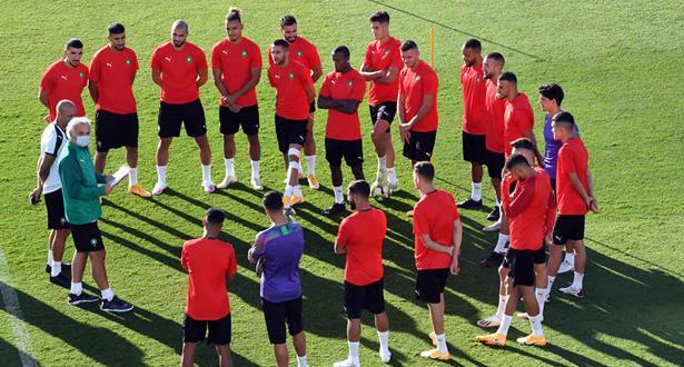 """المنتخب المغربي يرتقي في تصنيف """"الفيفا"""" لشهر نونبر"""