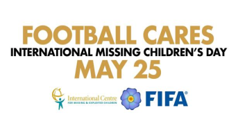 أندية كرة القدم حول العالم تنضم لمبادرة روما للبحث عن الأطفال المفقودين