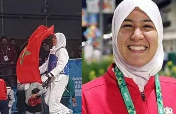 JOJ 2018/Taekwondo: première médaille d'or pour le Maroc