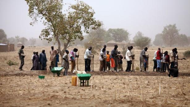 La faim touche de plus en plus de personnes dans le monde