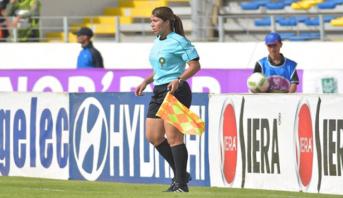 Trois femmes arbitreront des matchs de la CAN U23