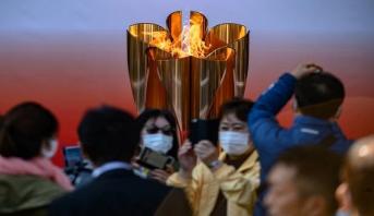 Japon: la flamme olympique ne sera plus exposée au public