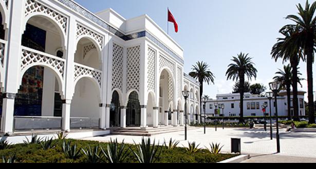 Vernissage au MMVI d'une exposition d'œuvres d'art retraçant pour la première fois le parcours chrono-thématique des peintres marocains