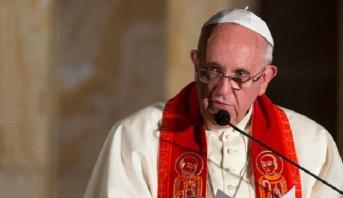 البابا فرنسيس يعبر عن دعمه للميثاق الدولي حول الهجرة