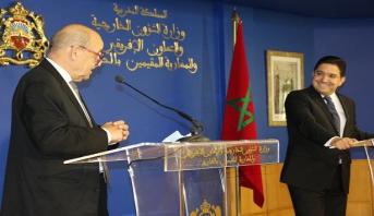 لودريان: فرنسا قلقة إزاء عرقلة السير الحالية بالكركارات