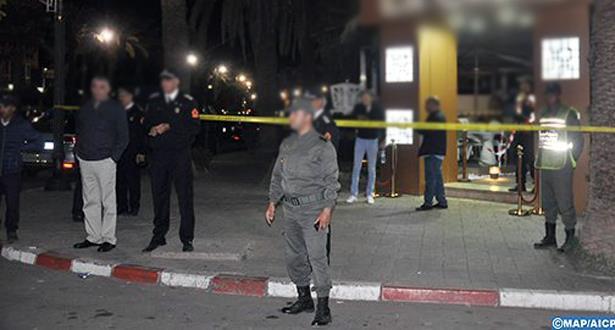 تأجيل النظر في ملف مرتكبي الاعتداء على مقهى بمراكش إلى 5 فبراير المقبل