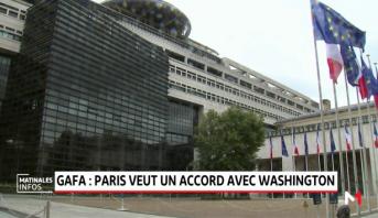 Taxe GAFA: la France veut un accord avec les Etats-Unis