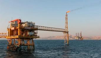 اكتشاف حقل جديد للغاز في المياه المصرية
