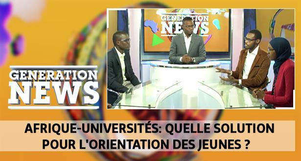 Afrique-universités: quelle solution pour l'orientation des jeunes ?