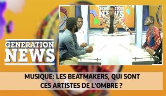Generation News > Musique: les beatmakers, qui sont ces artistes de l'ombre ?