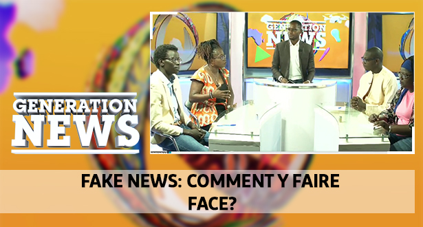 Generation News > Fake news: comment y faire face?