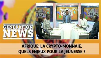 Generation News > Afrique: la crypto-monnaie, quels enjeux pour la jeunesse ?