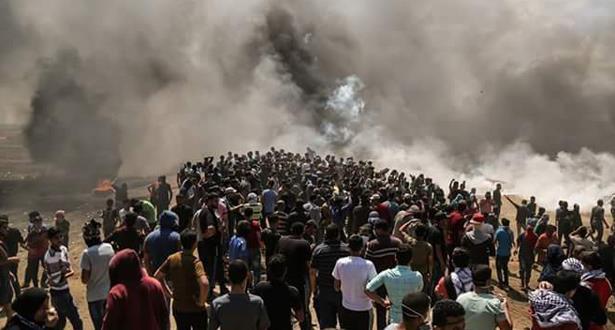 استمرار التنديد الدولي بحمام الدم في غزة