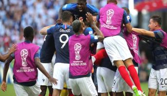 """""""الفيفا"""" يكشف عن أجمل هدف في مونديال روسيا 2018"""