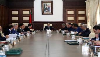 L'ordre du jour du prochain Conseil de gouvernement