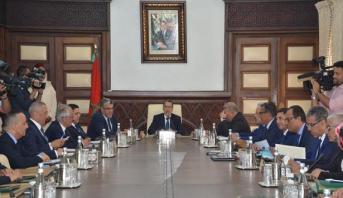 Le Conseil de gouvernement adopte le PLF 2019