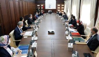 مجلس الحكومة يصادق على مشروع قانون المالية لسنة 2021 وثلاثة مشاريع مراسيم مصاحبة له