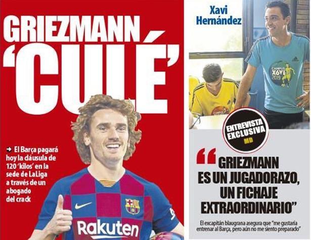 غريزمان يقترب من استكمال صفقة انتقاله إلى برشلونة