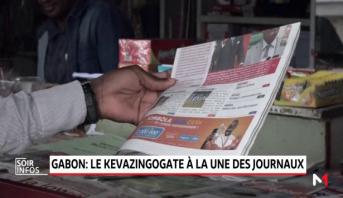 """Gabon: le """"Kévazingogate"""" à la Une des journaux"""