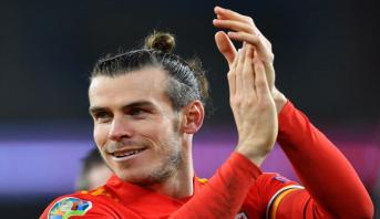 Liga: le Real Madrid officialise le transfert de Gareth Bale  à Tottenham