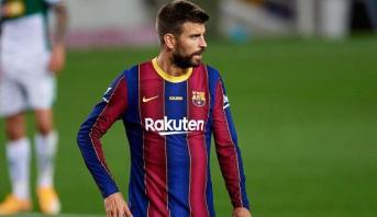 FC Barcelone: Blessure grave au genou pour Gerard Piqué