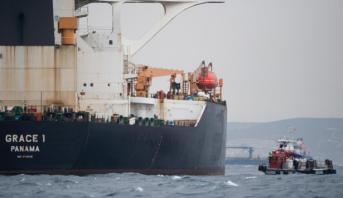 Washington menace de sanctions l'équipage du pétrolier Grace 1
