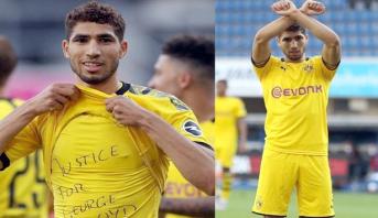 Bundesliga: pas de sanction contre les joueurs rendant hommages à George Floyd