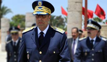 Hammouchi félicite un officier de paix principal pour son professionnalisme et son comportement exemplaire