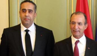 محمد حصاد وعبد اللطيف الحموشي يقومان بزيارة عمل إلى بروكسل