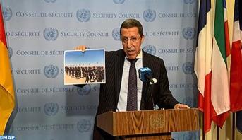 """عمر هلال: """"رياح التغيير"""" تهب على مخيمات تندوف"""