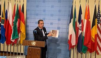 """عمر هلال : يجب على """"البوليساريو"""" أن تدرك أن """"العالم قد تغير وأن زمن الانفصال ولى"""""""