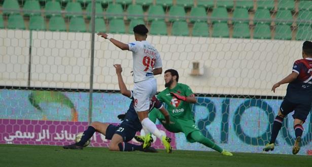 Botola Pro D1: le Hassania d'Agadir bat l'Olympic de Safi (2-0)