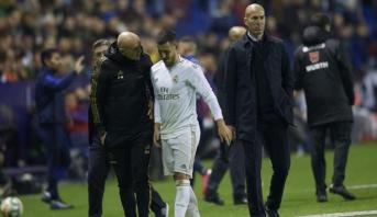 Coup dur pour le Real Madrid