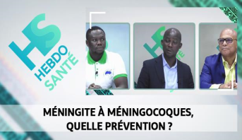 Hebdo Santé > Méningite à méningocoques, quelle prévention ?