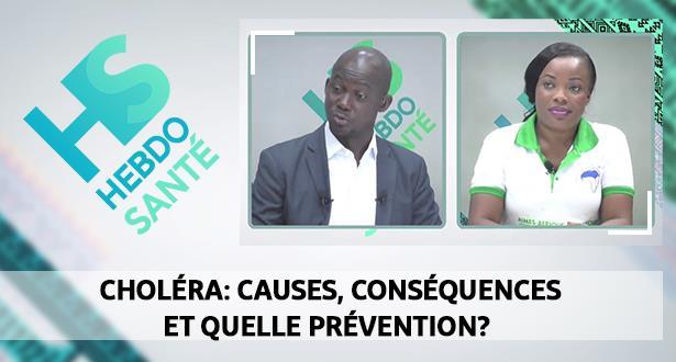 Choléra: causes, conséquences et quelle prévention?