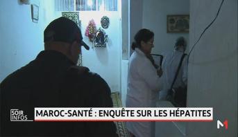 Maroc:  première enquête sur les hépatites virales
