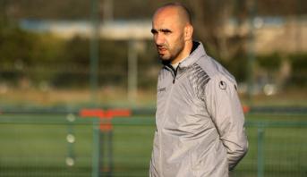 Football : Regragui quitte le FUS