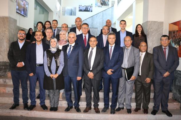Hommage à Rabat aux étudiants marocains vainqueurs de la compétition internationale de simulation médicale