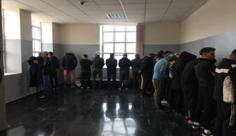 Berkane: arrestation de 25 candidats marocains à l'immigration clandestine