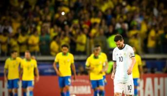 """Copa America: la Fédération argentine se plaint de """"grossières erreurs d'arbitrage"""""""