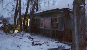 مصرع 11 شخصا على الأقل جراء حريق شب في مبنى وسط روسيا
