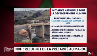 INDH: recul net de la précarité au Maroc