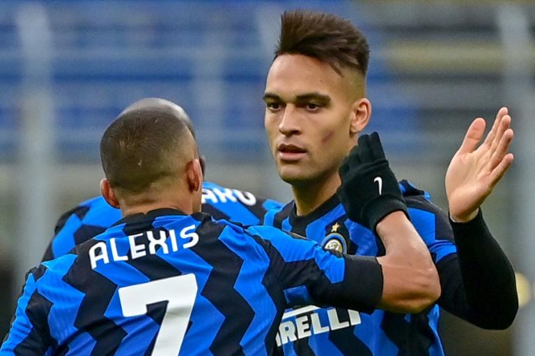 Italie: l'Inter s'impose 3-0 face à Sassuolo
